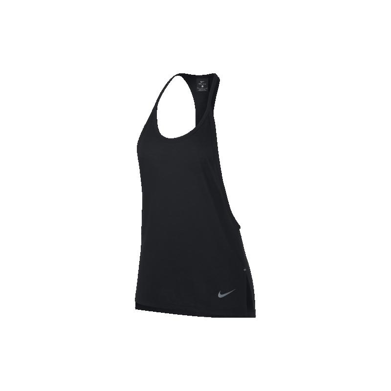 679291bc4a Nike Canotta Donna Run Tailwind Cool Lx Black