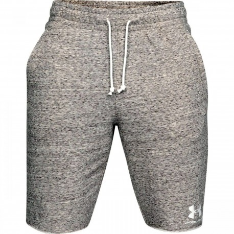 fca723432dc2 Under Armour Short Sportstyle Terry Bianco Uomo